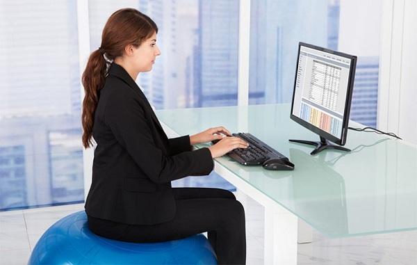 giảm cân văn phòng