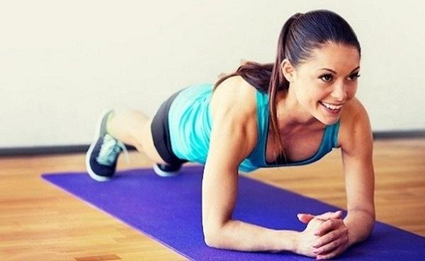 bài tập giảm béo vùng mông