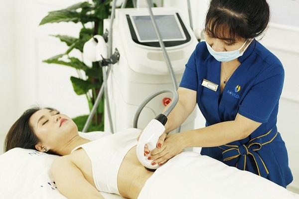 massage giảm mỡ bụng spa, địa chỉ đánh mỡ bụng tại hà nội, giảm mỡ bụng ở đâu tốt nhất, giảm béo ở thẩm mỹ viện nào tốt nhất