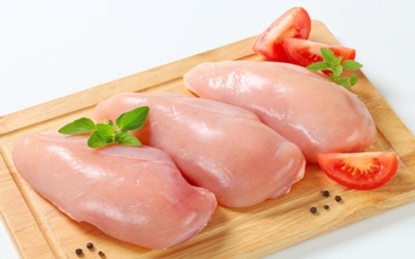 giảm cân từ gà