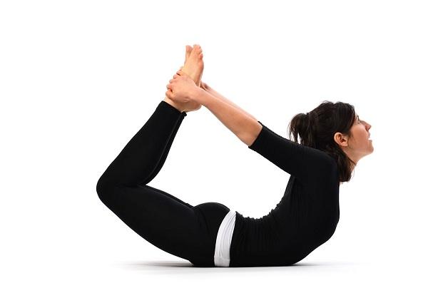 yoga giảm béo bụng