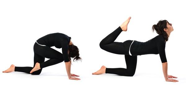 bài tập giảm cân sau sinh