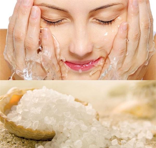 giảm béo mặt bằng muối