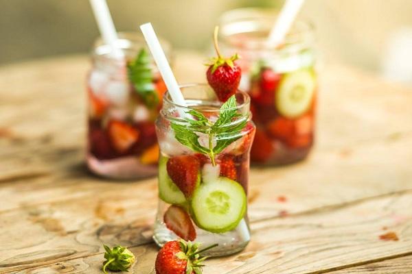 nước uống detox giảm cân
