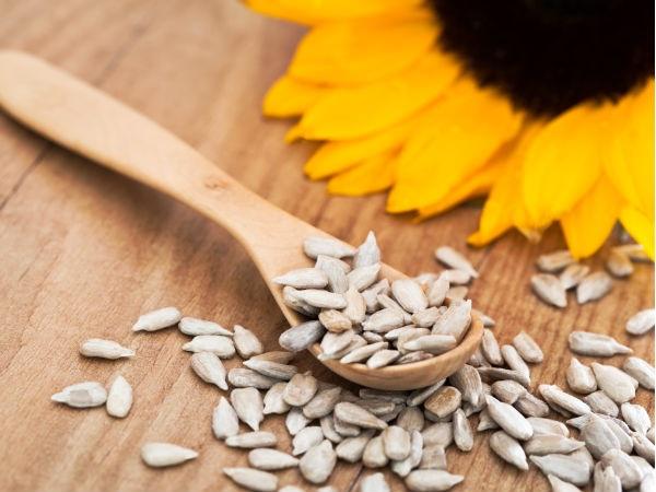 Ăn hạt hướng dương có giảm cân không?