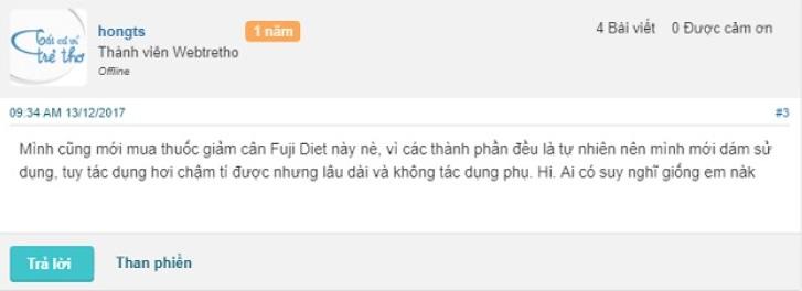 review thuốc giảm cân fuji diet,thuốc giảm cân fuji diet nhật bản,thuốc giảm cân fuji diet có tốt không