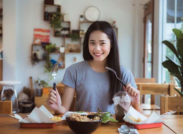 Bữa sáng cho người ăn kiêng