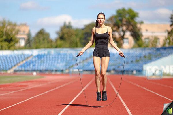 Nhảy dây có giảm cân không