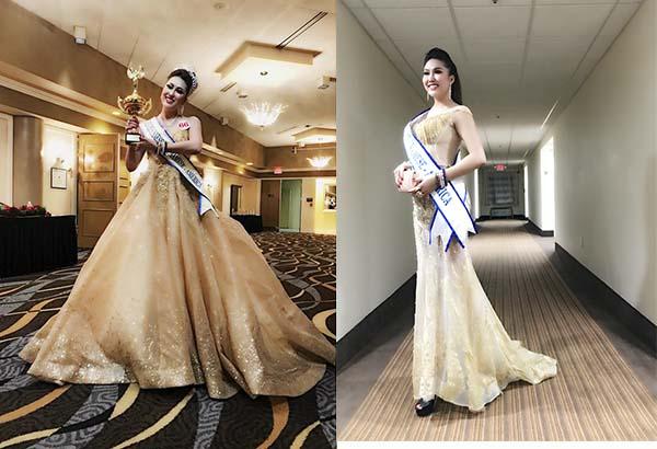Phi Thanh Vân tham gia cuộc thi Hoa Hậu Doanh nhân