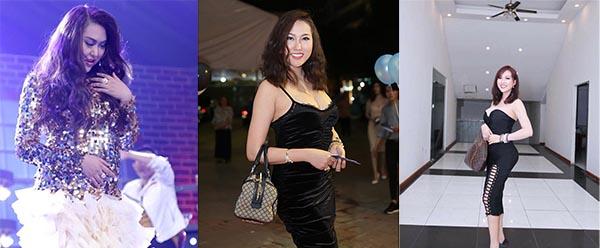 Phi Thanh Vân thon gọn hơn sau giảm béo