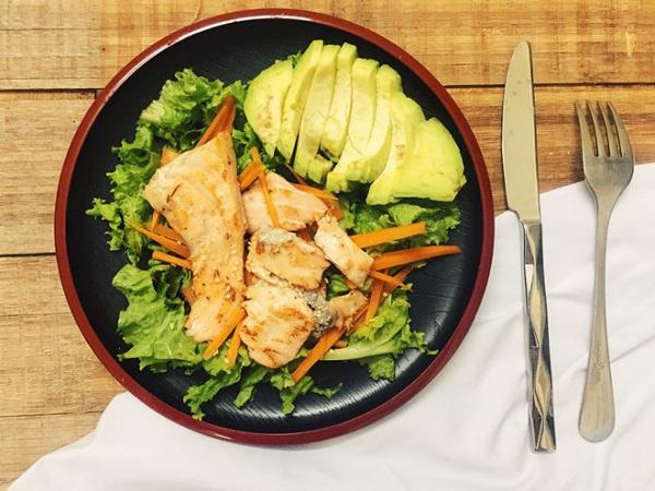 salad cá hồi giảm cân,cách làm salad cá hồi giảm cân,cá hồi nướng giảm cân,cá hồi áp chảo giảm cân,các món cá hồi giảm cân,cách làm cá hồi áp chảo giảm cân,chế biến cá hồi giảm cân,giảm cân bằng cá hồi,cách giảm cân bằng cá hồi,cách làm cá hồi giảm cân