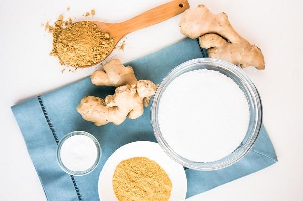 cách giảm mỡ bắp tay bằng muối