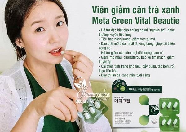 viên uống giảm cân vital beautie,thuốc giảm cân vital beautie,giảm cân vital beautie,review vital beautie giảm cân,viên uống giảm cân vital beautie meta green