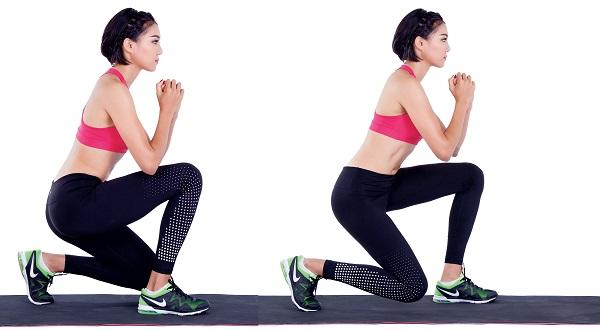 Tập gym có giảm cân được không
