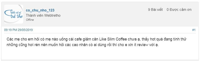 cafe giảm cân like slim coffee,cà phê giảm cân like slim coffee,cà phê giảm cân like slim coffee xuất xứ ở đâu,cà phê giảm cân like slim coffee có tốt không