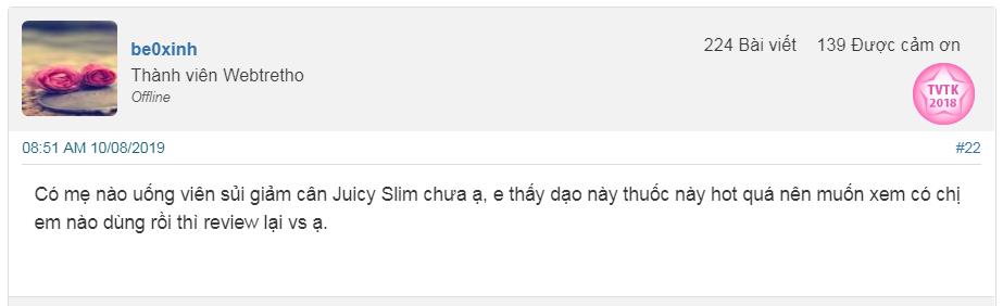 Viên sủi giảm cân Juicy Slim có tốt không? Giá bao nhiêu? Review chi tiết, viên sủi giảm cân juicy slim, giảm cân juicy slim, giảm cân juicy slim có tốt không, juicy slim giá bao nhiêu, giảm cân juicy slim webtretho, viên sủi giảm cân juicy slim có tốt không, juicy slim, thuốc giảm cân juicy slim, juicyslim, viên sủi juicy slim, juici slim, vien sui giam can juicy slim, viên sủi giảm cân juicy, juicy slim review, viên sủi juicy slim giảm cân, giá viên sủi giảm cân juicy slim, viên sủi giảm cân juicy slim review, viên sủi giảm cân juicy slim giá bao nhiêu,