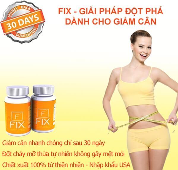 thuốc giảm cân fix có tốt không thuốc giảm cân fix giá bao nhiêu giá thuốc giảm cân fix viên uống giảm cân fix thuốc giảm cân fix review
