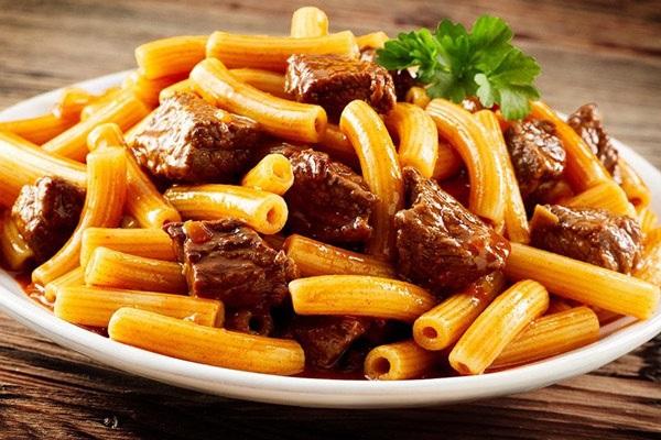 ăn nui có giảm cân không, ăn nui có béo không, ăn nui nhiều có tốt không, ăn nui xào có béo không, ăn mì nui có béo không, cách nấu nui giảm cân, nui có bao nhiêu calo