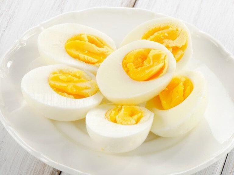 BẬT MÍ thực đơn giảm cân 7 ngày với trứng siêu hấp dẫn