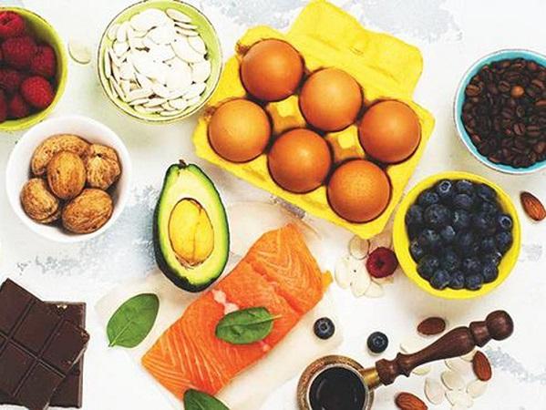 thực đơn chế độ ăn kiêng giảm cân keto(ketogentic) diet mẫu hàng ngày, trong 1 tuần là gì