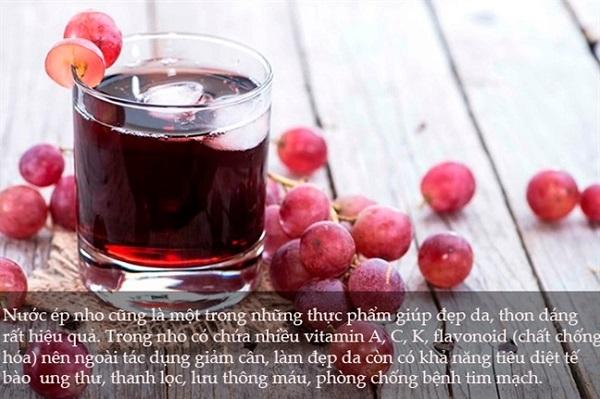 các loại nước ép trái cây giúp giảm cân,nước ép trái cây giảm béo,uống nước ép trái cây giảm cân