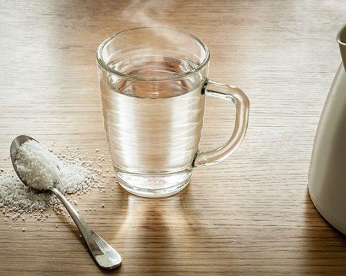 Uống nước muối loãng giảm cân | Đánh bay 8kg chỉ bằng 1 cốc nước muối loãng