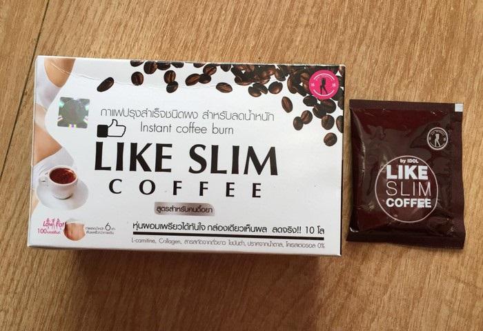Cafe giảm cân Idol Slim giá bao nhiêu