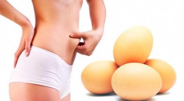 """Sốc, """"Bốc hơi"""" mỡ thừa chỉ với cách giảm cân bằng trứng gà, giảm cân có nên ăn trứng gà không, giảm cân bằng trứng gà như thế nào, giảm cân bằng trứng gà có tốt không"""