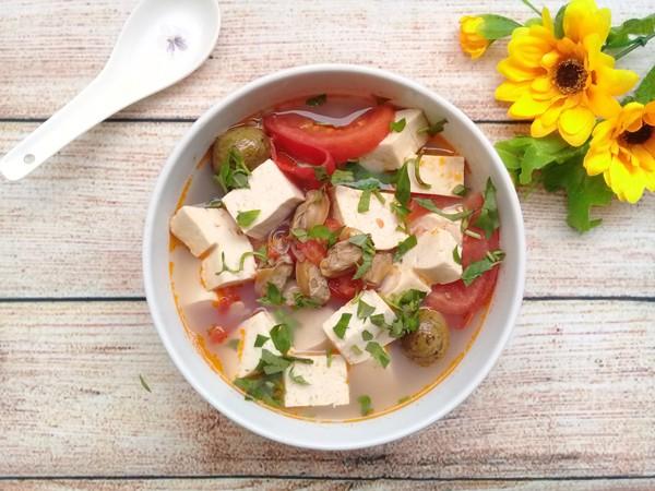 thực đơn cách sao hàn giảm cân bằng đậu phụ luộc webtretho
