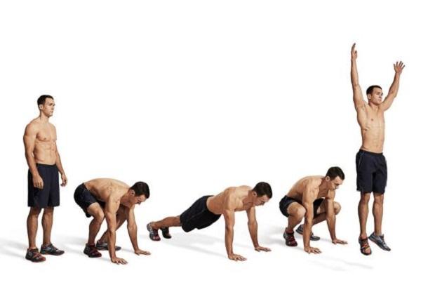 bài tập cardio giảm cân cho nam