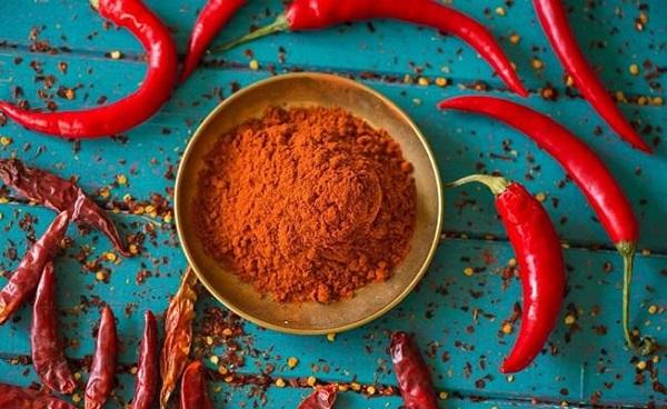 ăn ớt giảm cân