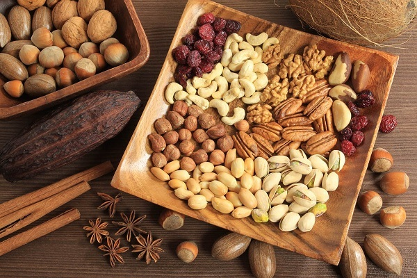 Ăn hạt điều có giúp giảm cân không