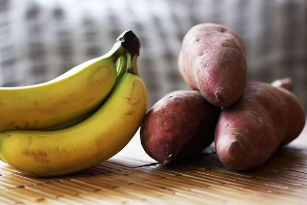 thực đơn ăn kiêng với khoai lang