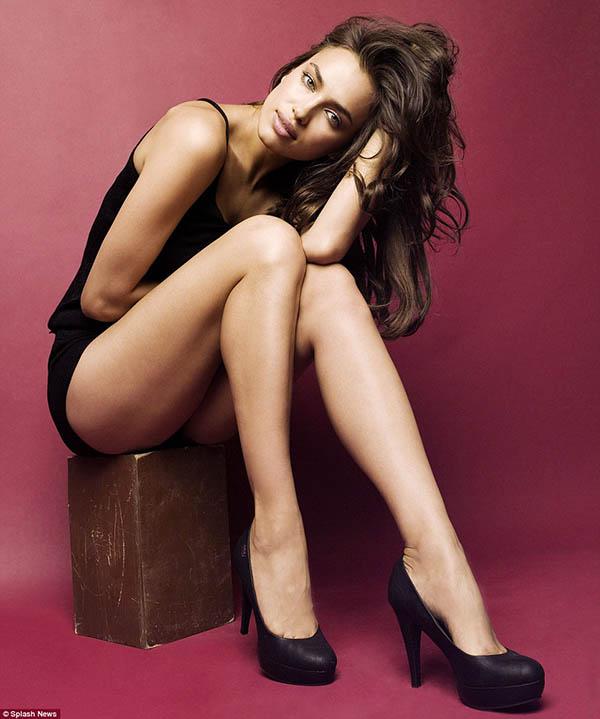 Bắp chân nữ đẹp