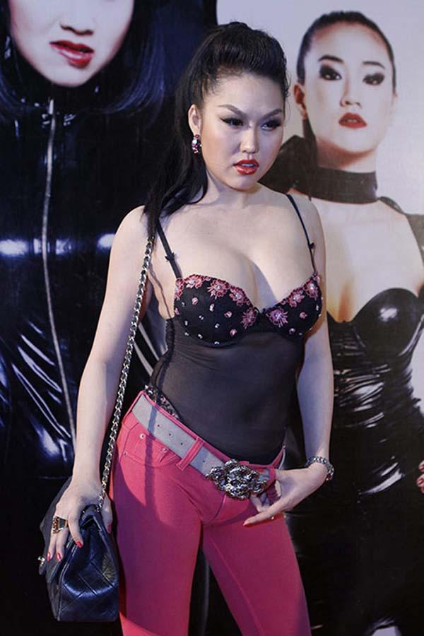 Phi Thanh Vân giảm béo