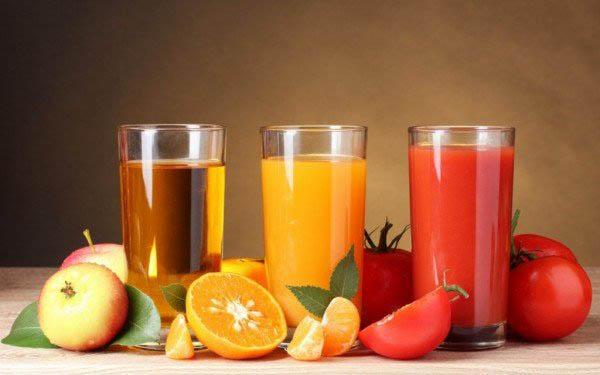 Thực đơn giảm cân với nước ép củ quả