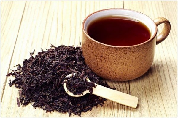 Uống trà đen có giảm cân không