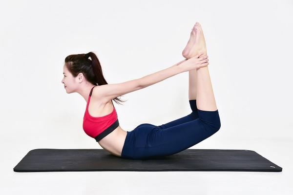 bài tập giảm mỡ bụng sau sinh mổ