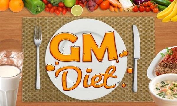 Phương pháp giảm cân gm diet có hiệu quả không