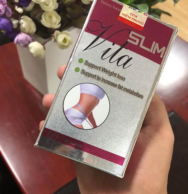 Thuốc giảm cân Slim Vita có tốt không?