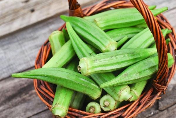 Ăn đậu bắp có giảm cân không?