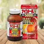 Thuốc giảm cân Nhật Bản Naishitoru có tốt không? Review webtretho