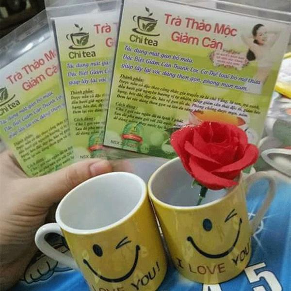 trà giảm cân Chi Tea có tốt không