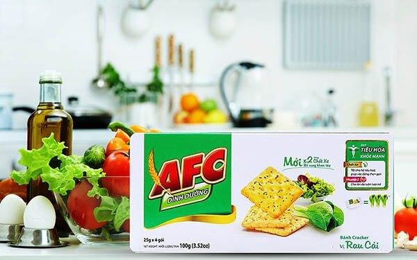 Bánh AFC có giảm cân không?