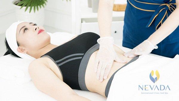 giảm mỡ bụng tại spa có hiệu quả không webtretho cách giảm cân bằng yến mạch úc tươi