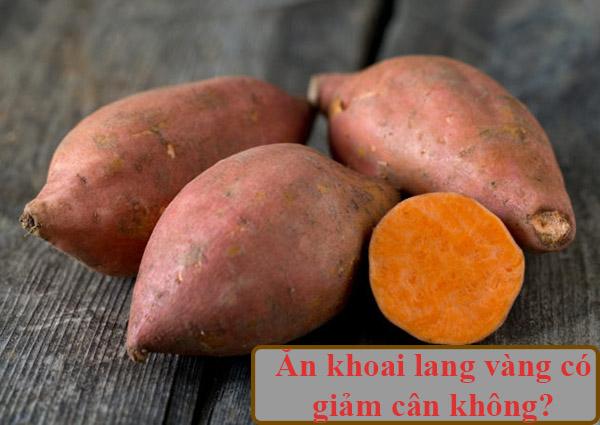 Ăn khoai lang vàng có giảm cân không? 90% sao Hàn đang ăn kiêng bằng khoai lang vàng?