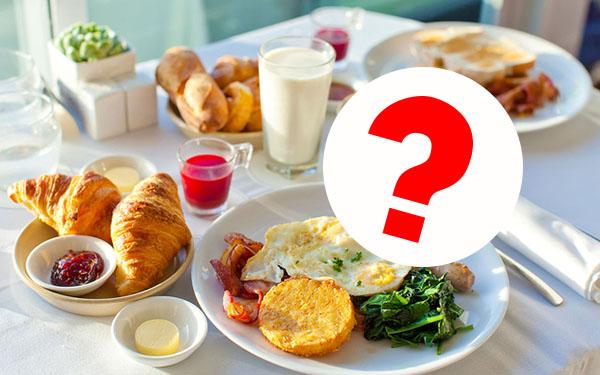 Bữa sáng cần bao nhiêu calo để giảm cân? | Giải đáp từ chuyên gia