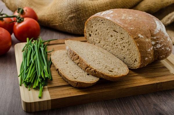 Bánh mì yến mạch giảm cân