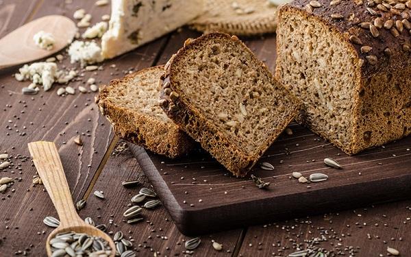 Bánh mì nguyên cám giảm cân