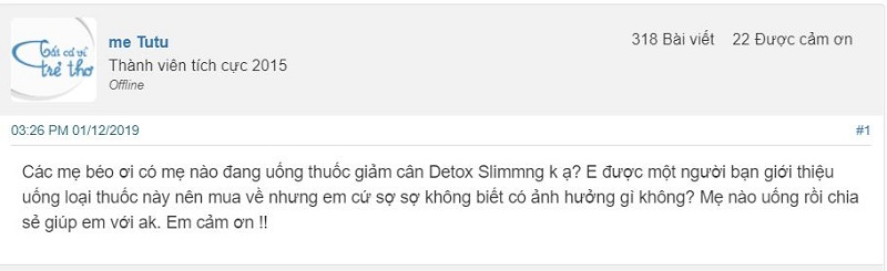 Thuốc giảm cân Detox Slimming có tốt không? | Review chi tiết nhất, thuốc giảm cân detox slimming có tốt không, thuốc giảm cân detox slimming, review thuốc giảm cân detox slimming, giảm cân detox slimming giá bao nhiêu, mua thuốc giảm cân detox slimming ở đâu, cách sử dụng thuốc giảm cân detox slimming